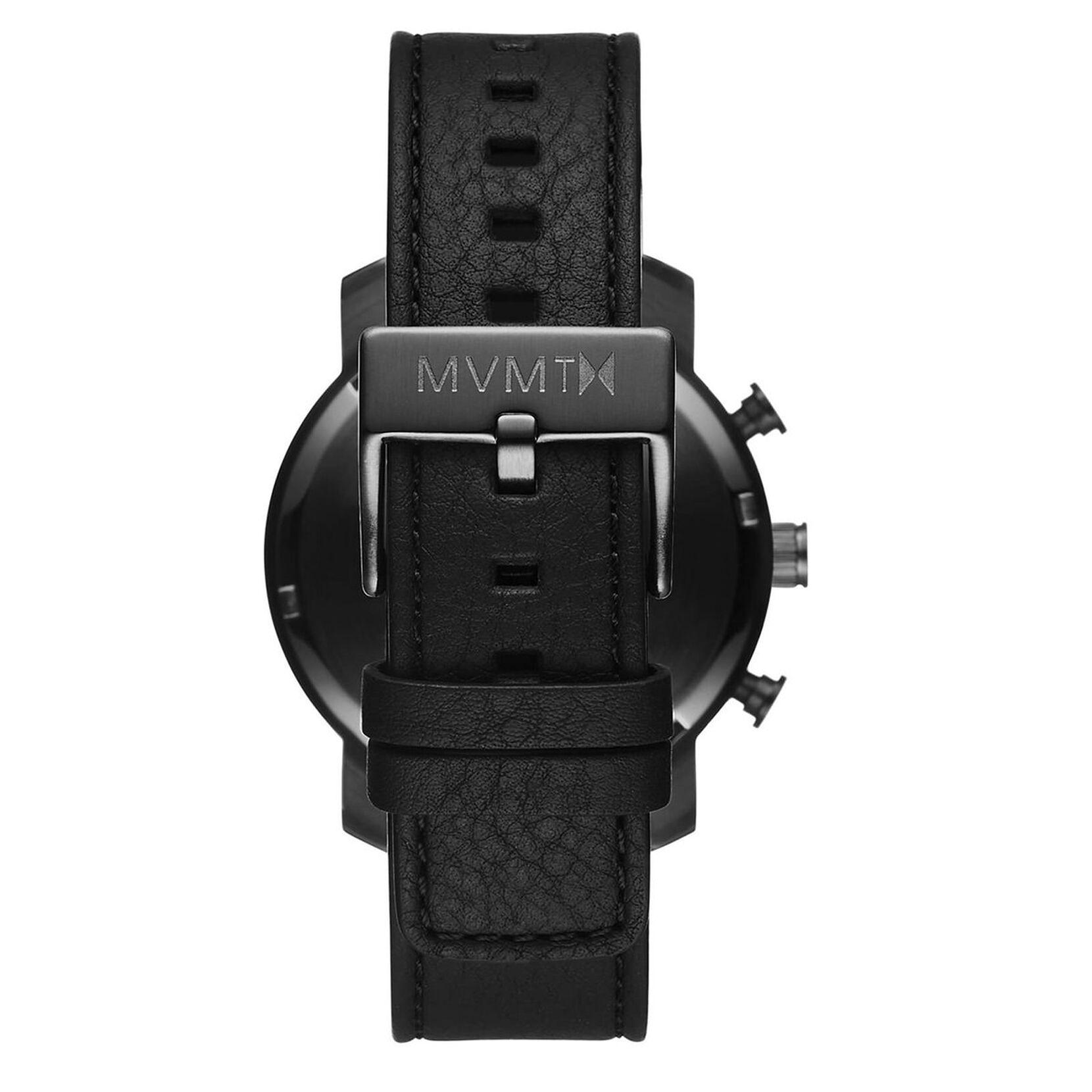 Chrono 40mm Gunmetal Black