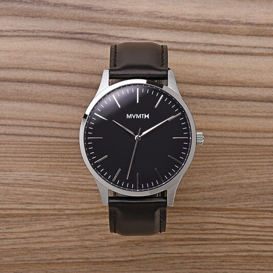 The 40 - Black Silver