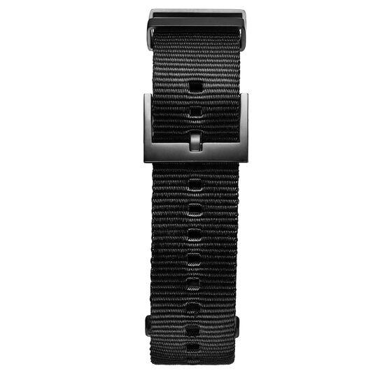 Voyager - 21mm Black Nylon