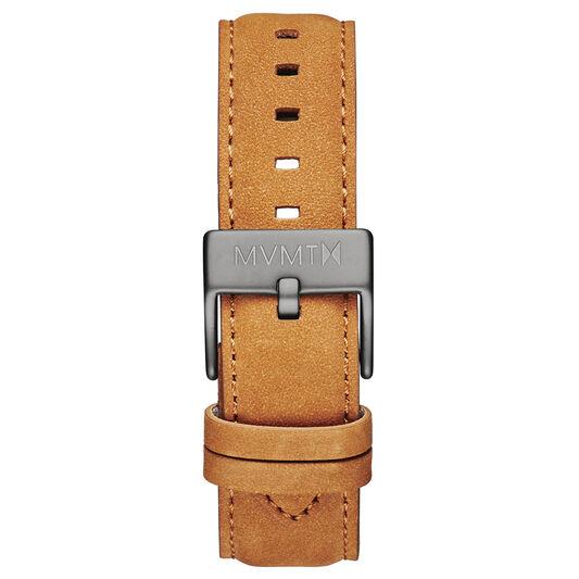 Chrono - 20mm Tan Leather