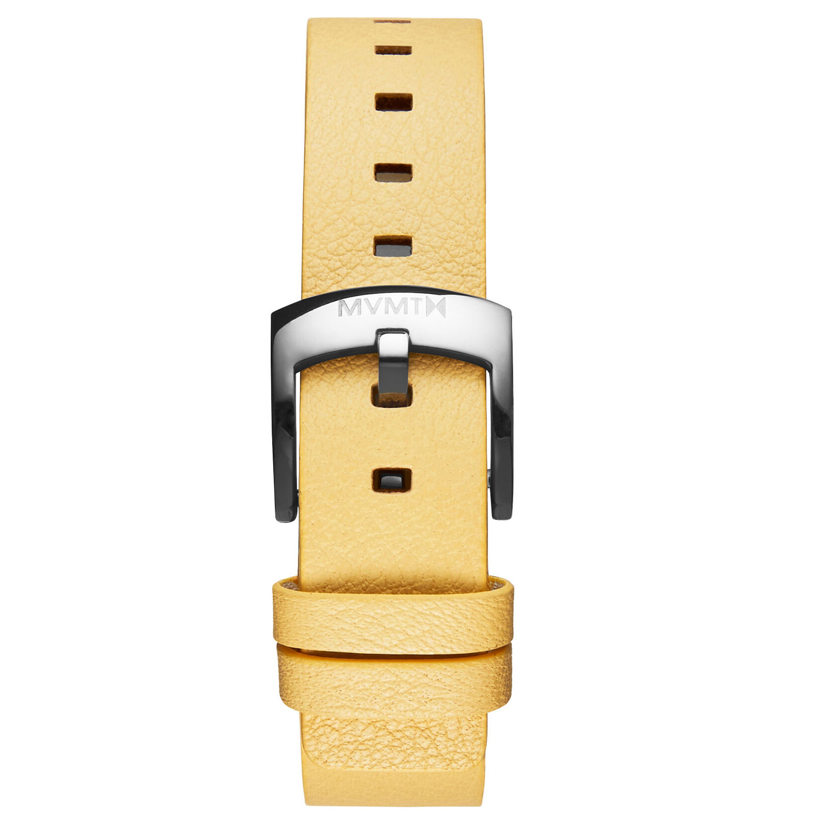 Bloom - 16mm Yellow Leather