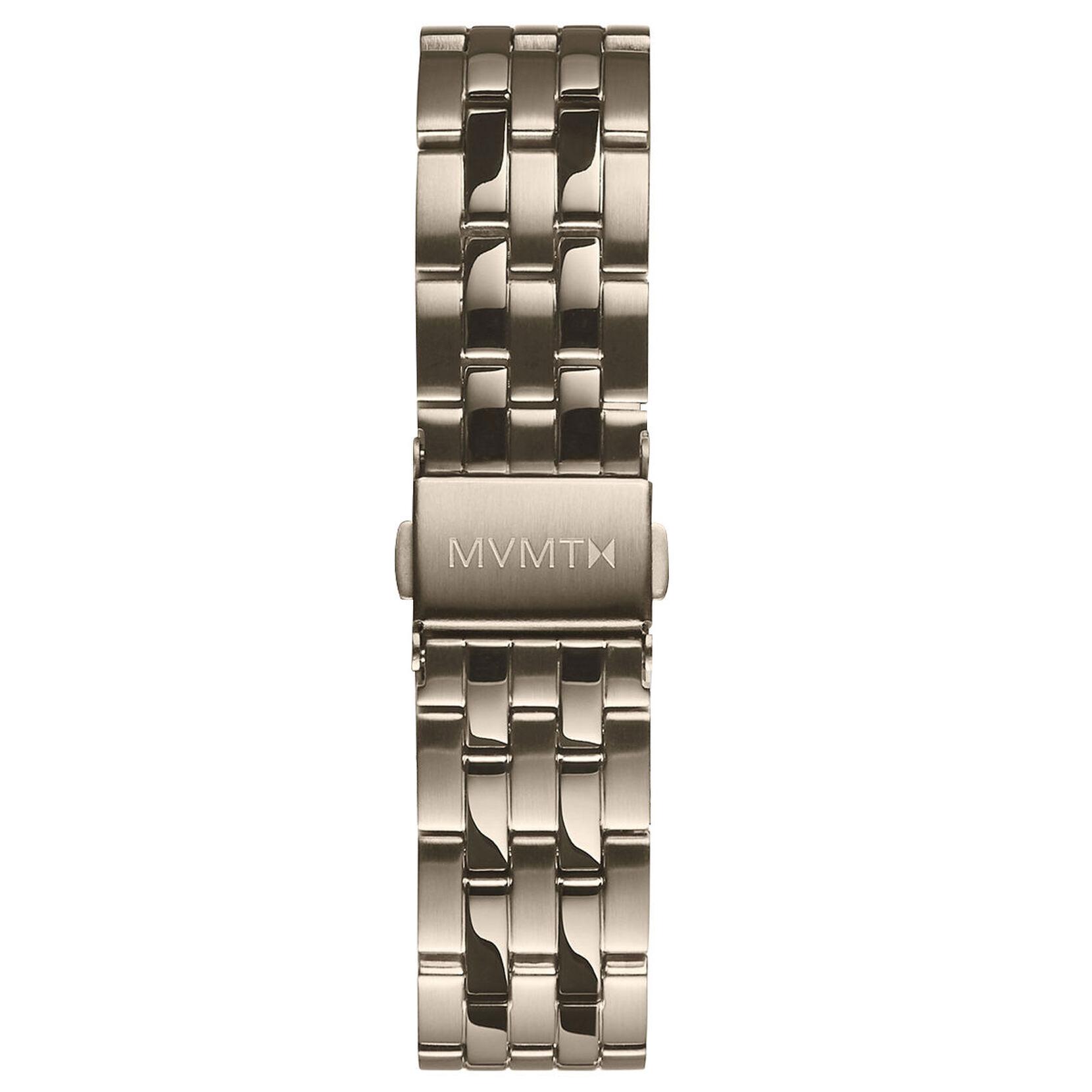 Signature Square - 16mm Steel Band
