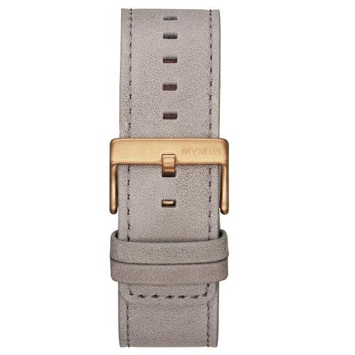 Element Chrono - 24mm Grey Leather
