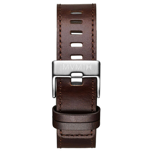 Chrono - 20mm Brown Leather