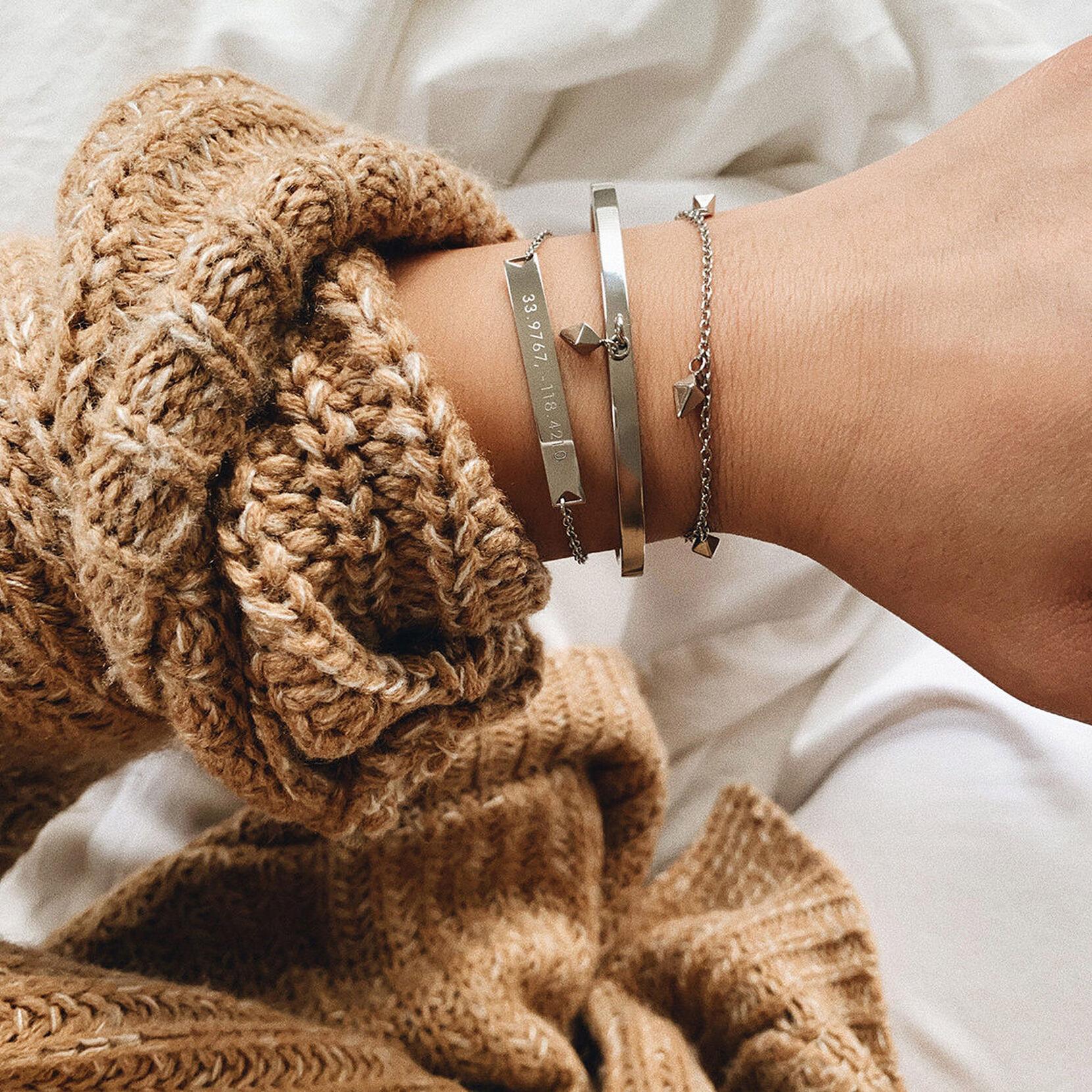 Prism Charm Bracelet