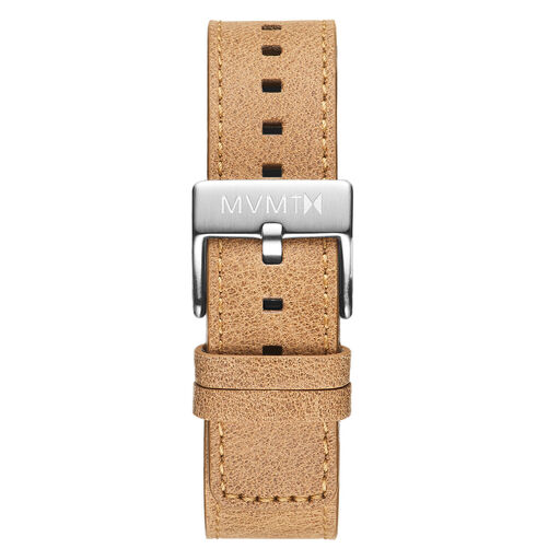 Chrono - 20mm Caramel Leather