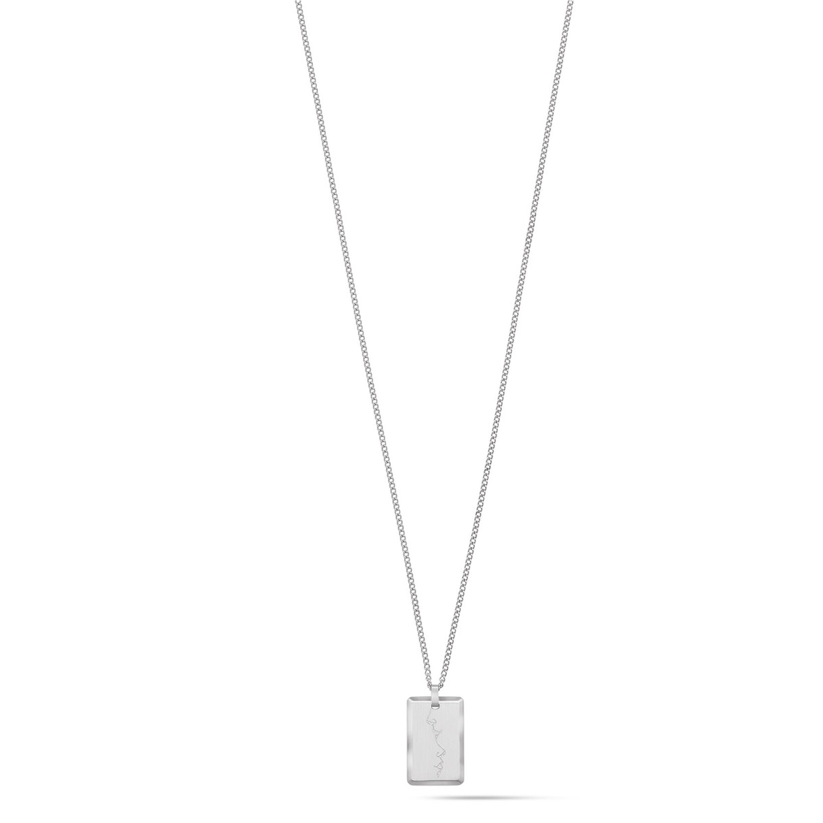 Kiss Pendent Necklace
