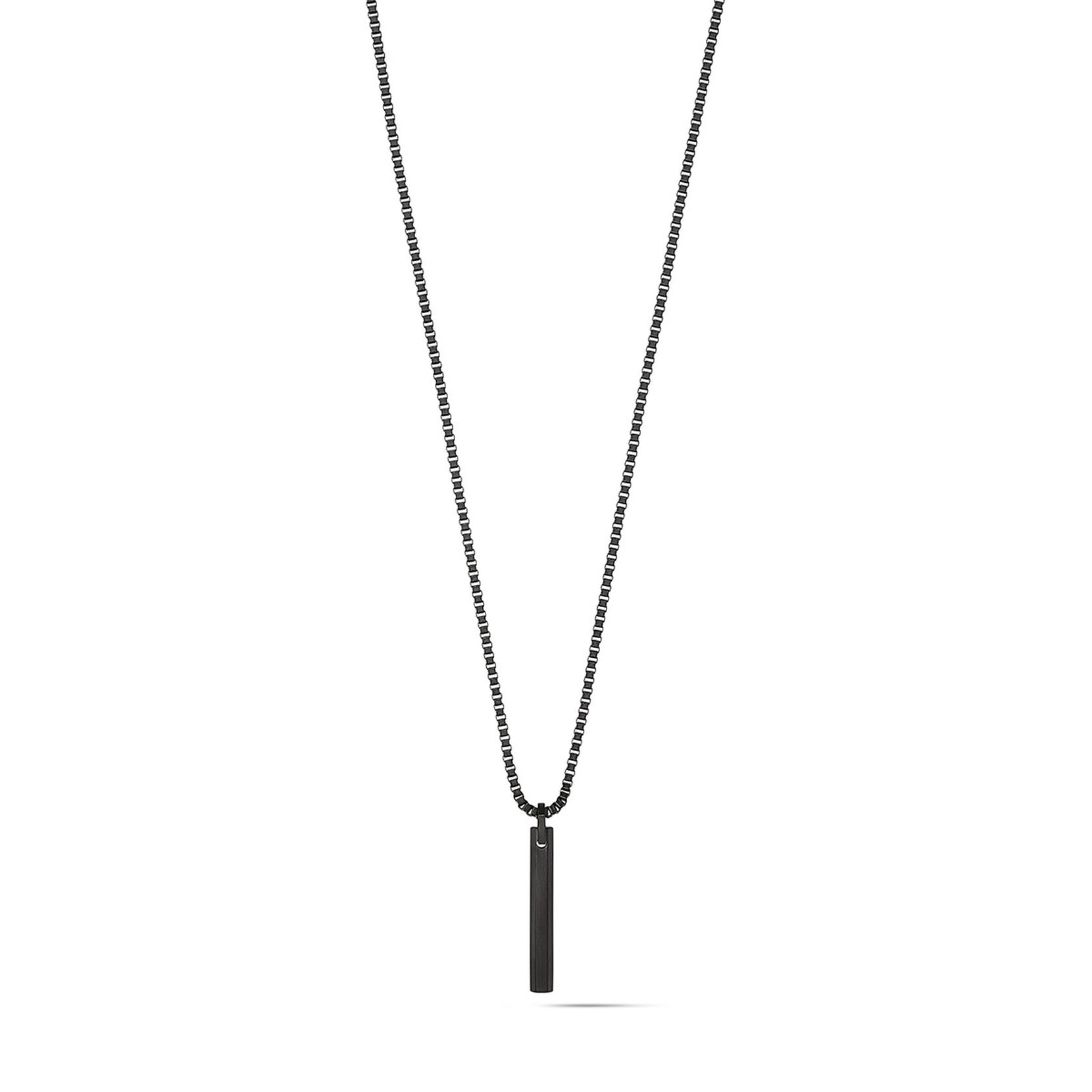 Monolith Pendant Necklace