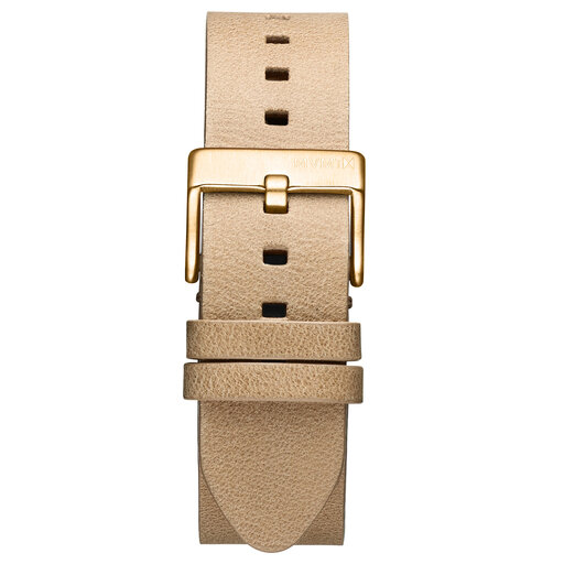 Rise - 20mm Sandstone Leather