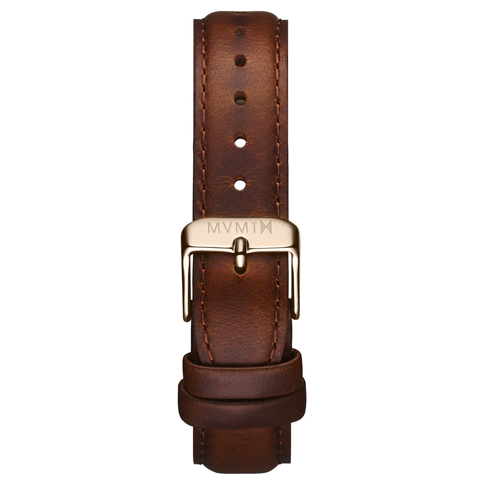 Signature - 18mm Brown Leather