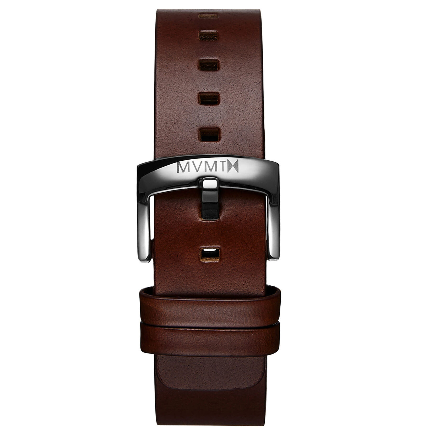 Revolver - 20mm Brown Leather