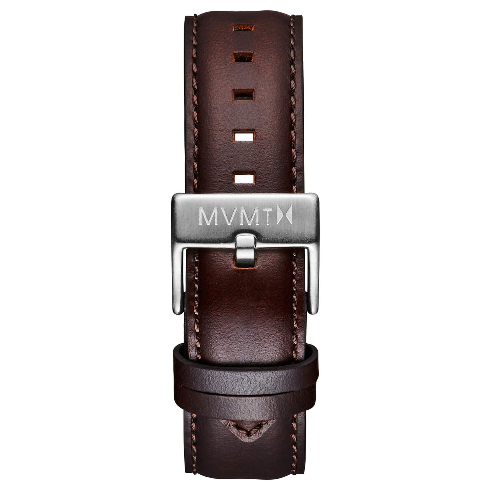 40 Series - 20mm Dark Brown Leather