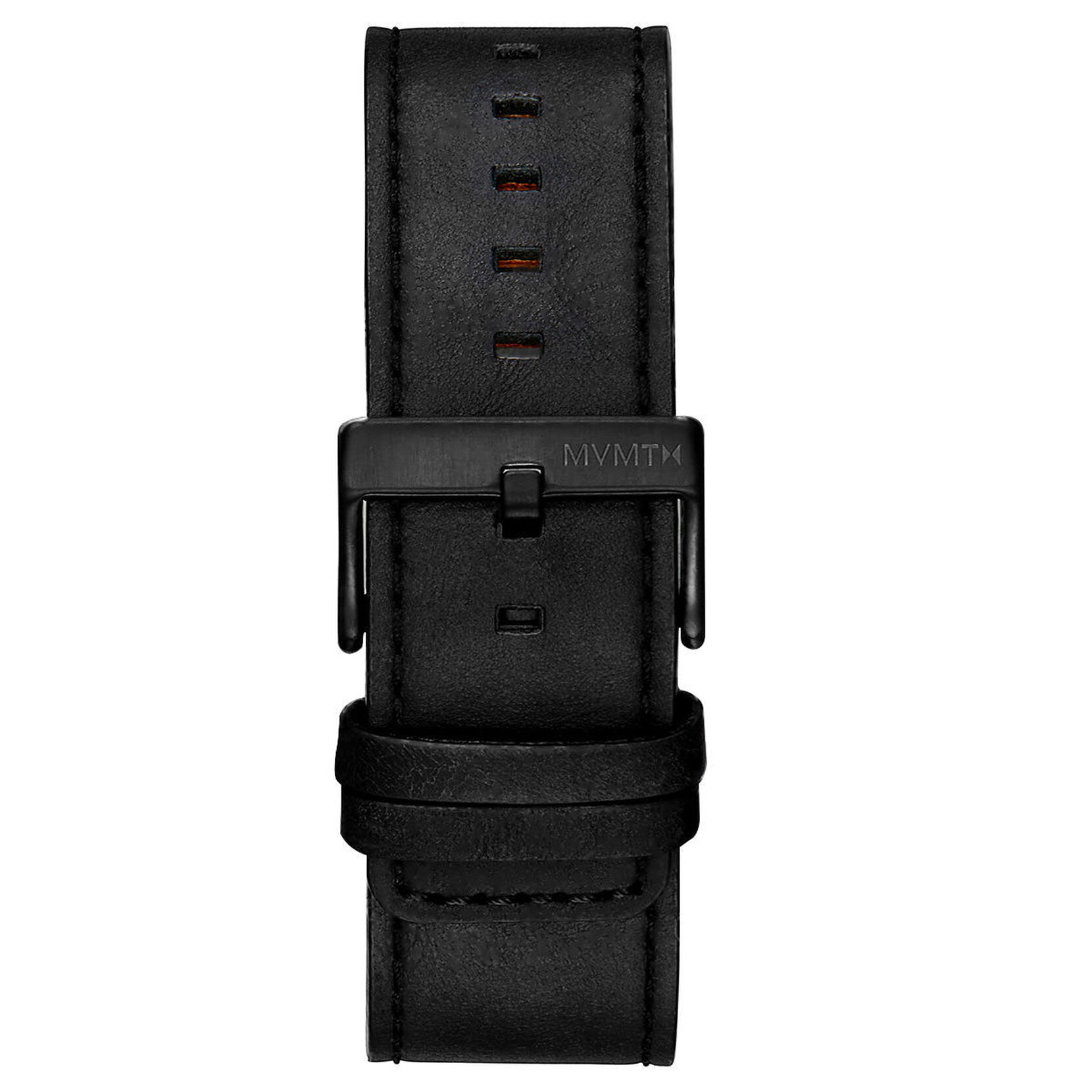 Element Chrono - 24mm Black Leather