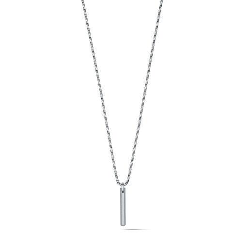 Monolith Pendant Necklace