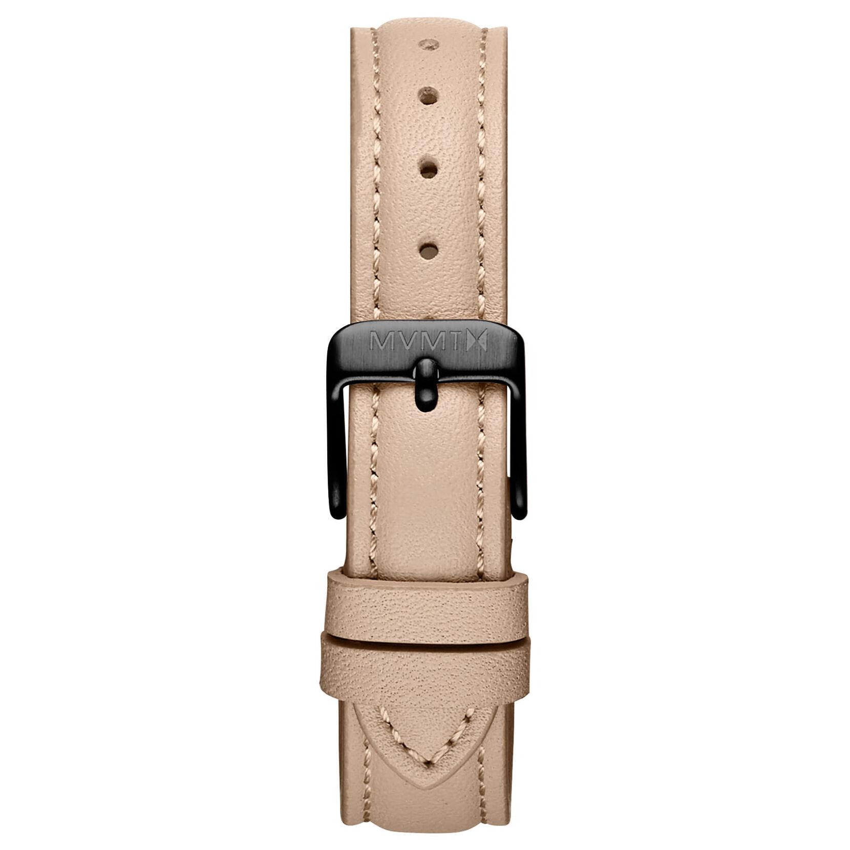 Nova - 16mm Nude Leather