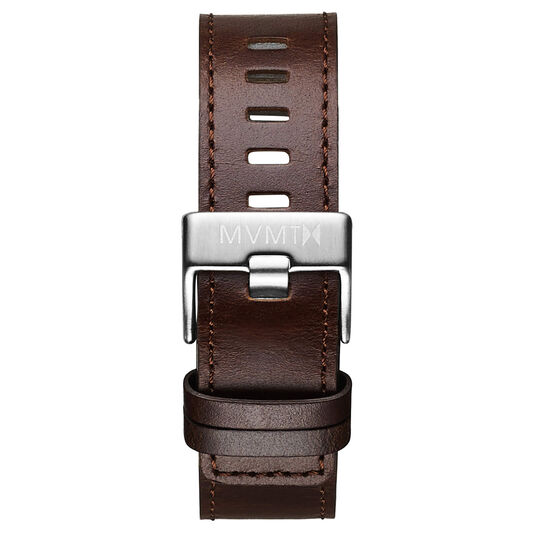 Chrono - 22mm Brown Leather