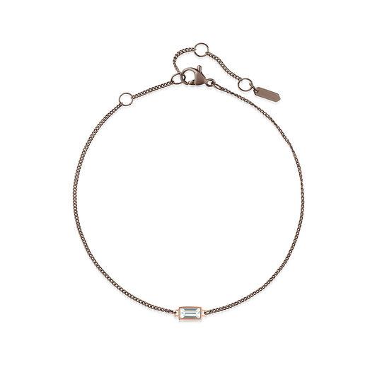Rectangle Chain Bracelet