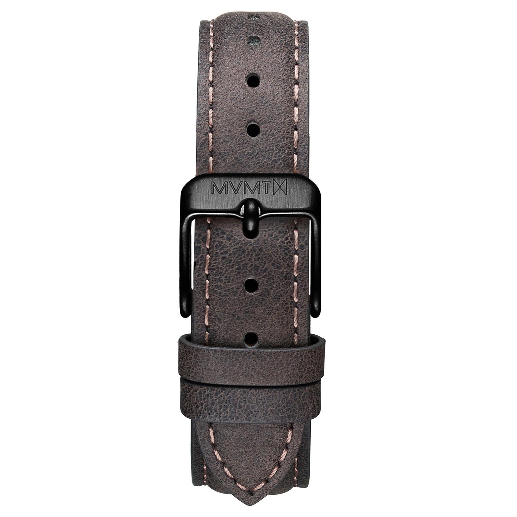 Signature II - 16mm Mauve Leather