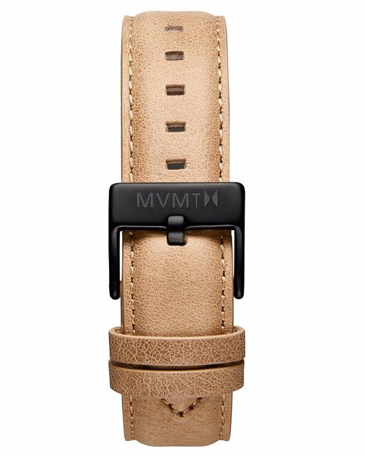 40 Series - 20mm Caramel Leather