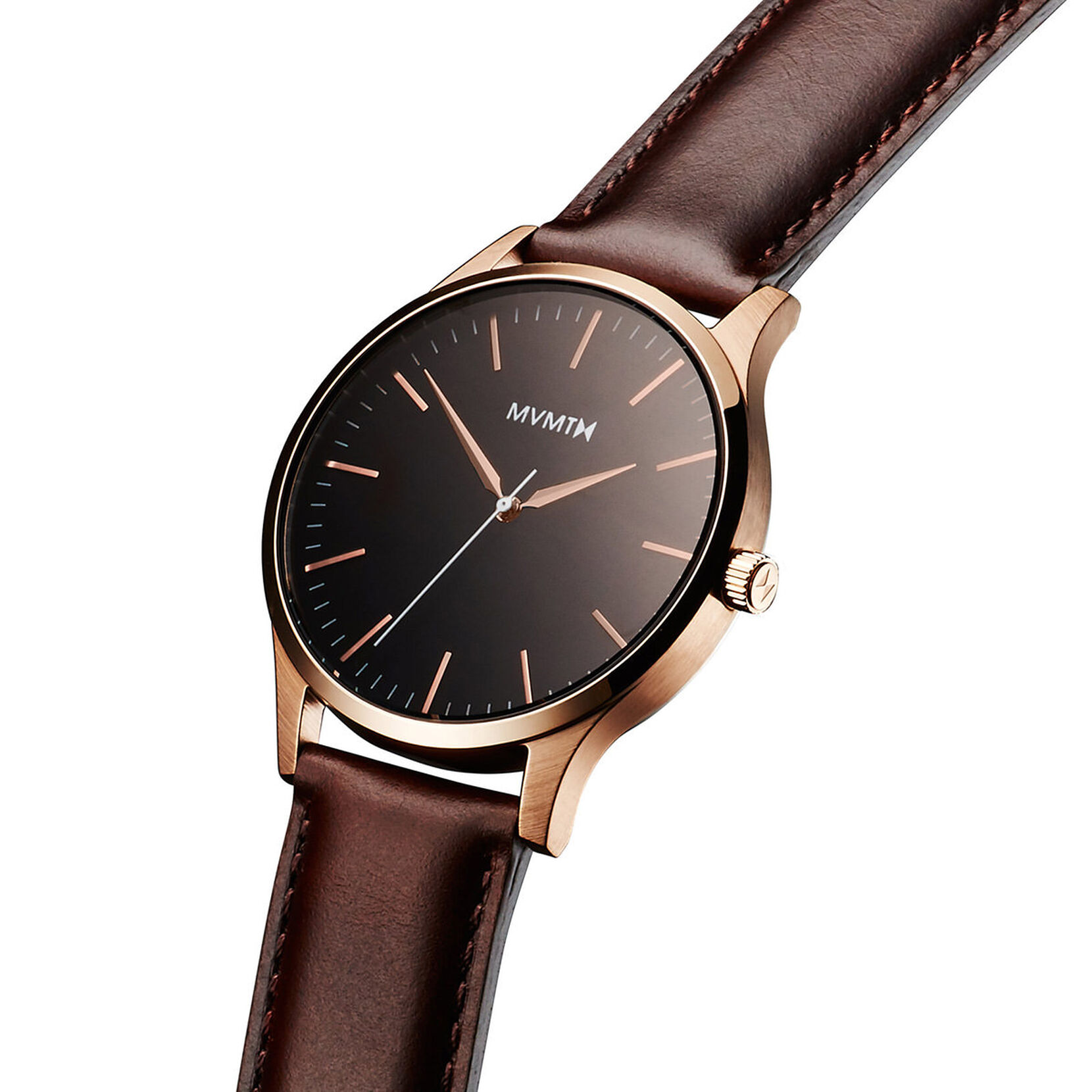 The 40 - Rose Gold Brown