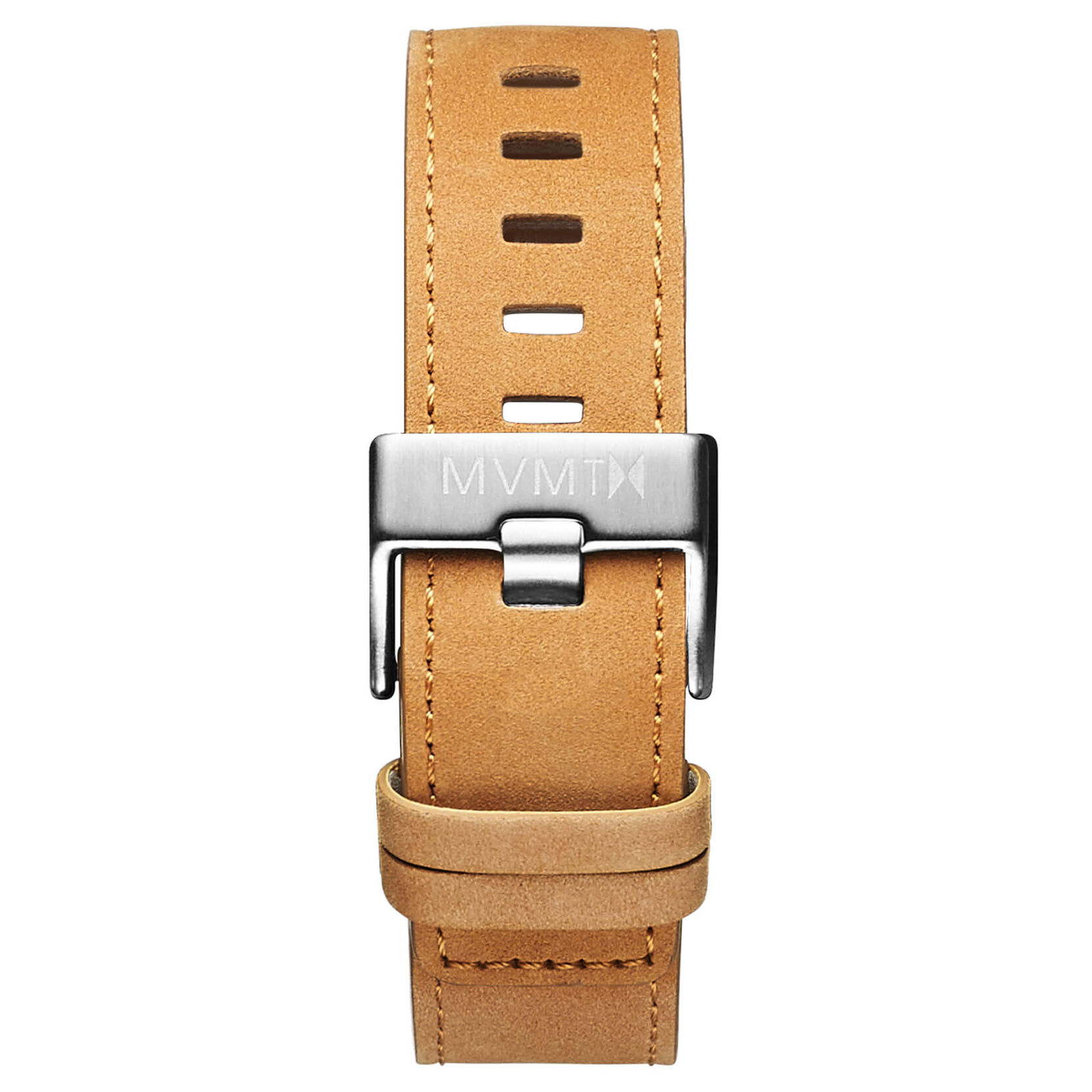 Chrono - 22mm Tan Leather