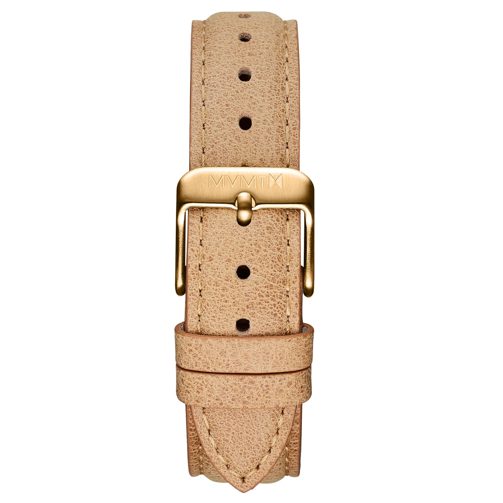 Signature II - 16mm Beige Leather