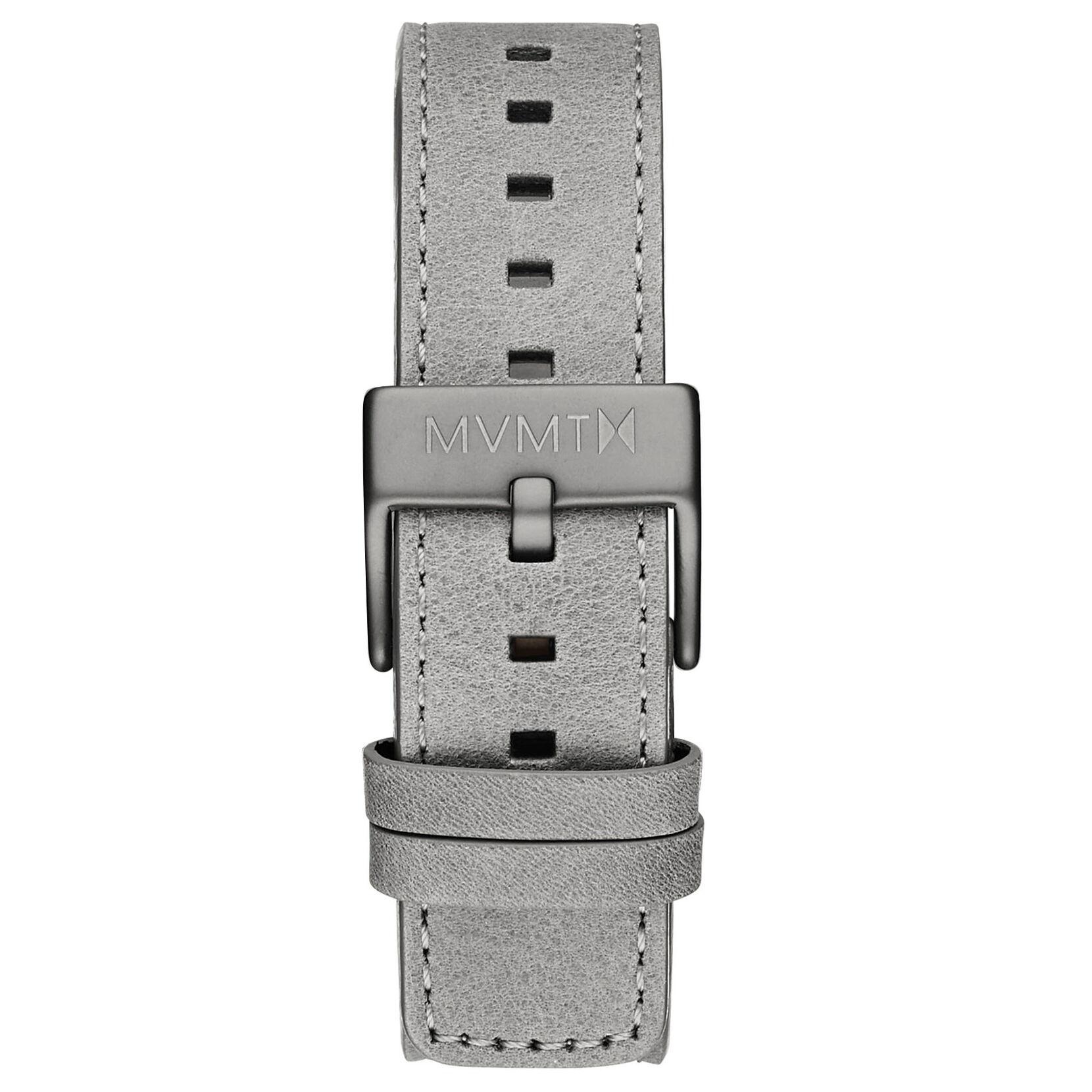 Chrono - 22mm Monochrome Leather