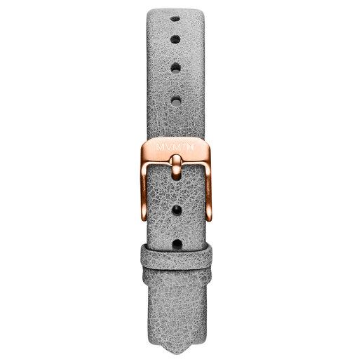 MOD - 12mm Grey Leather