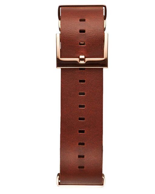 Voyager - 21mm Natural Leather