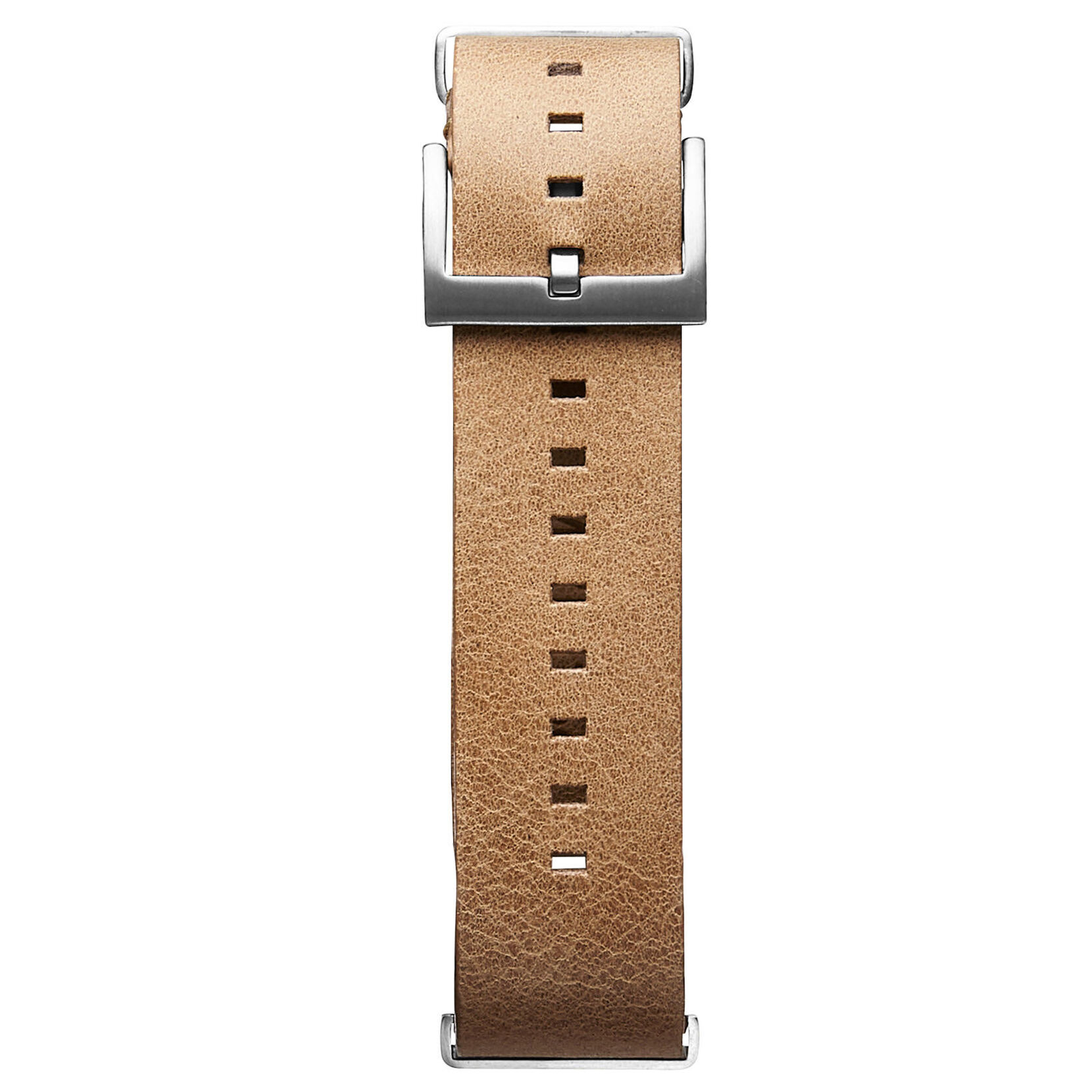 Voyager - 21mm Caramel Leather