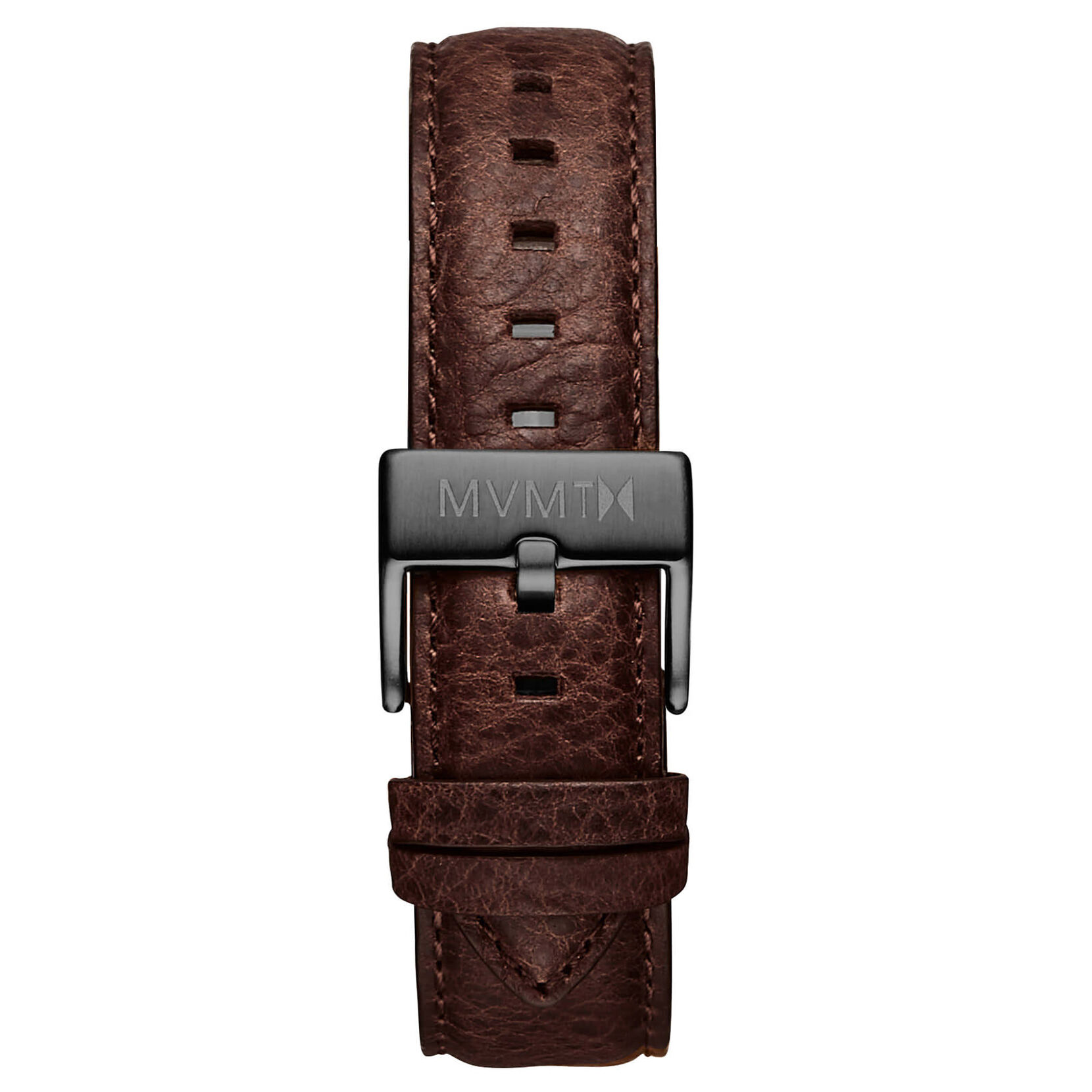40 Series - 20mm Brown Leather
