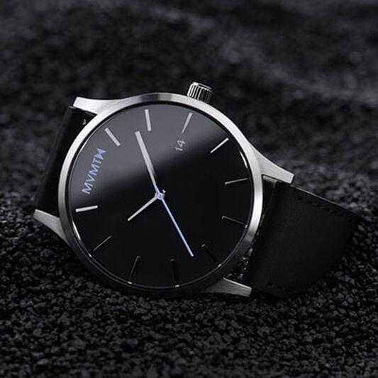 Classic Black Silver