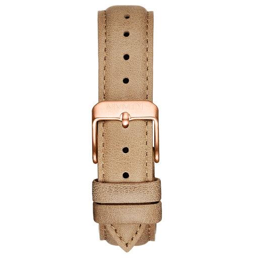 Boulevard - 18mm Caramel Leather