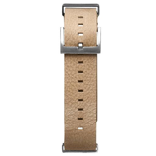 Voyager - 21mm Sandstone Leather