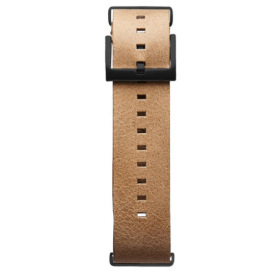 Voyager - 21mm Caramel Leather