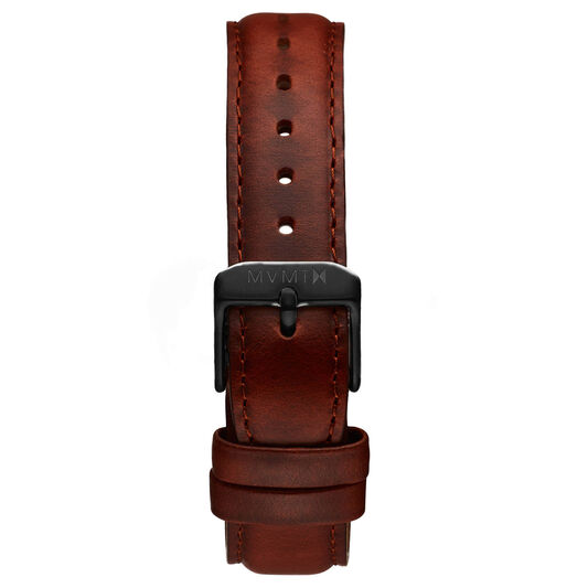 Boulevard - 18mm Natural Leather