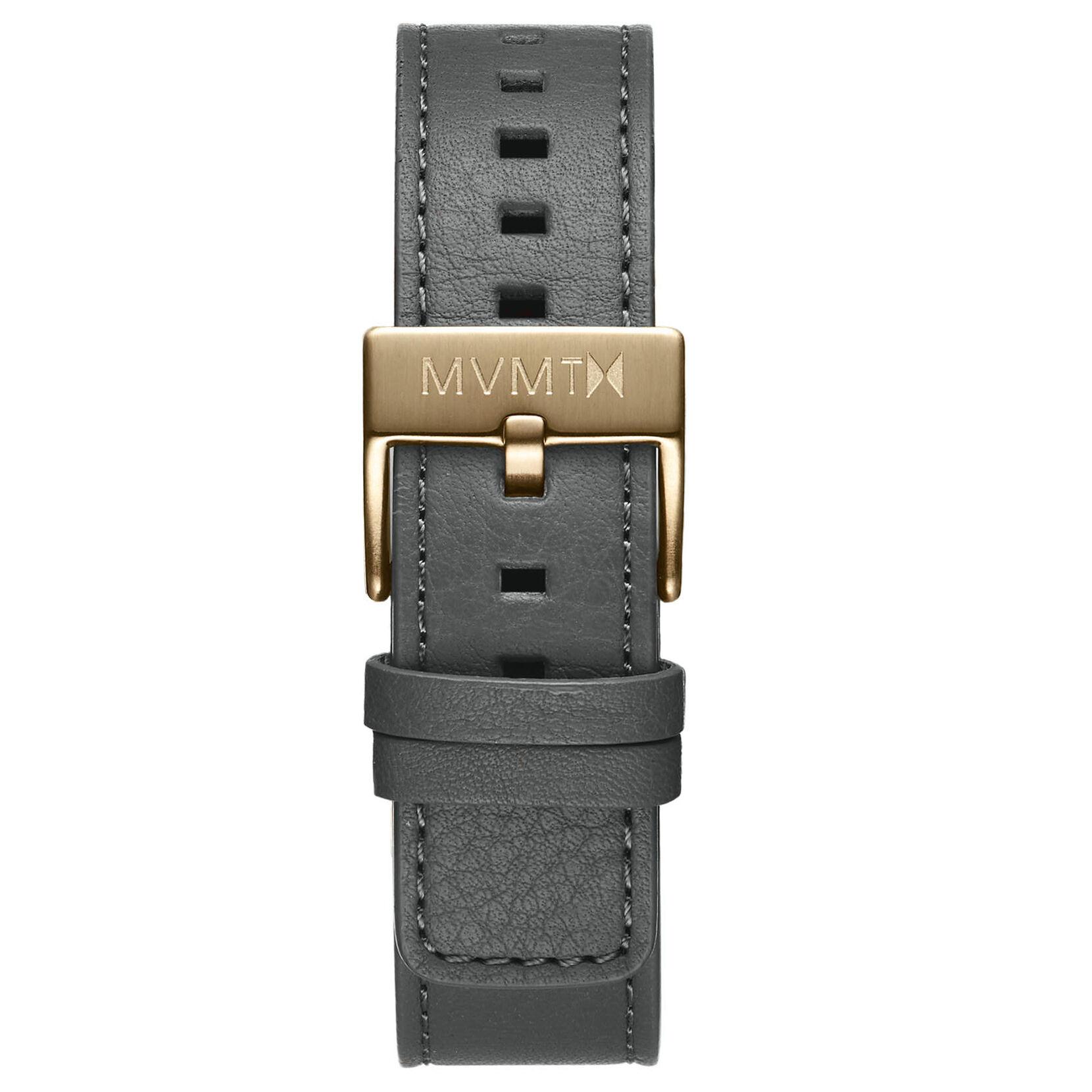 Chrono - 20mm Sage Leather