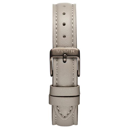 Nova - 16mm Taupe Leather