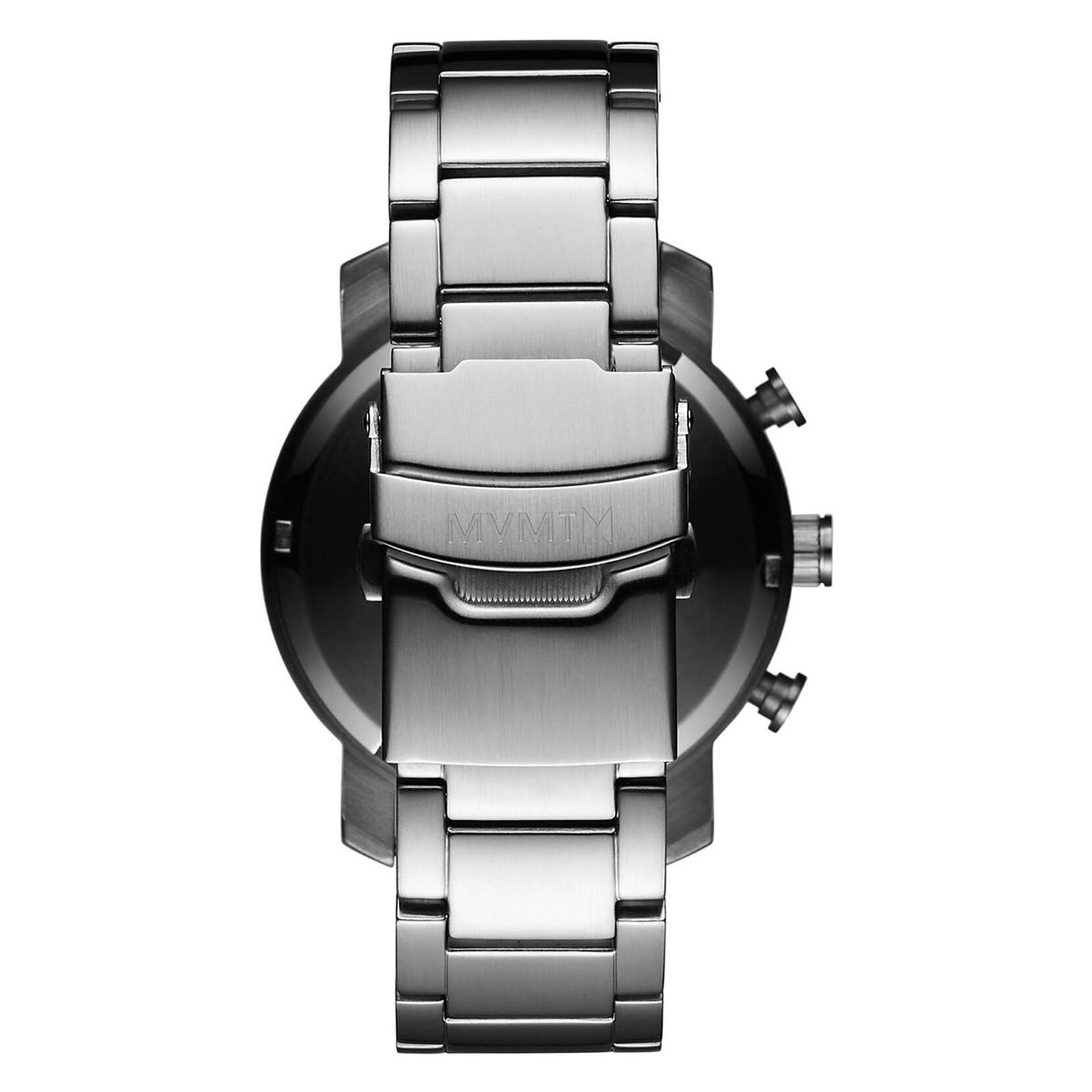 Chrono 40mm Navy Silver
