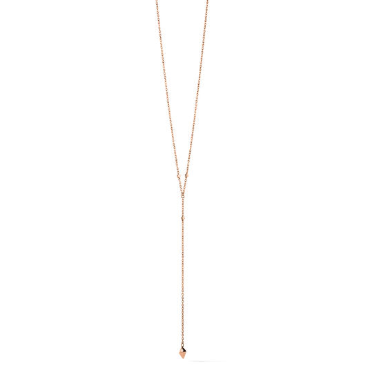 Prism Lariat Necklace