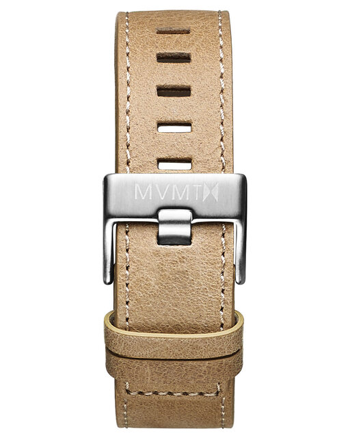 Chrono - 22mm Caramel Leather