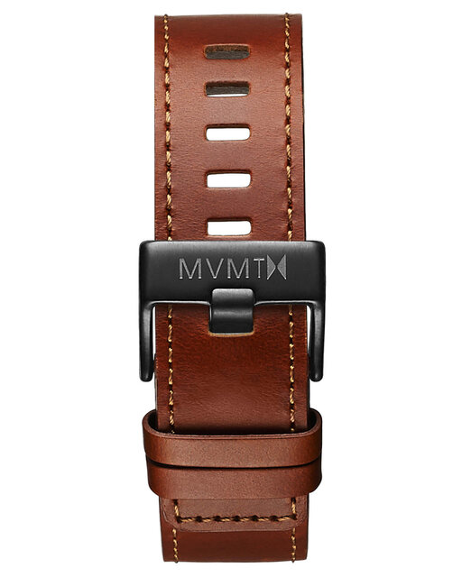 Chrono - 22mm Natural Leather