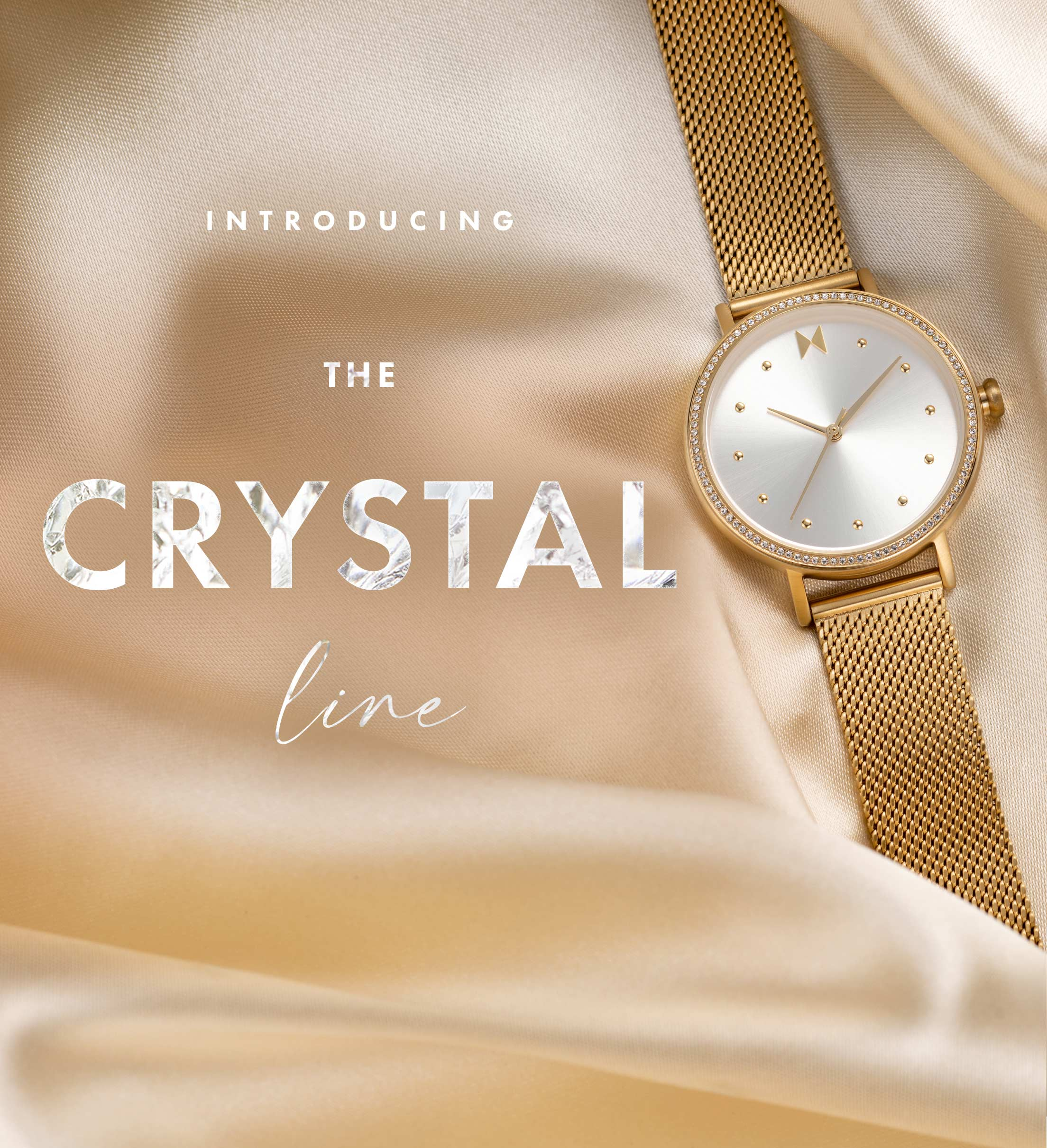 Introducing the Crystal Line