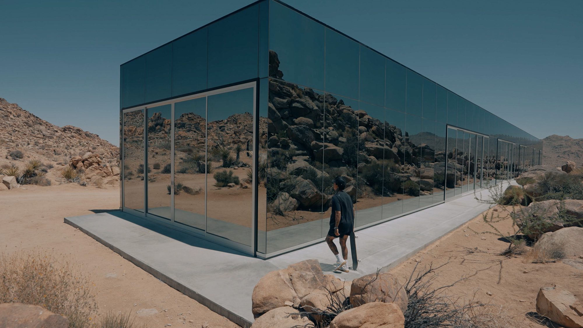 Ocean Nyjah x MVMT: Invisible House Session