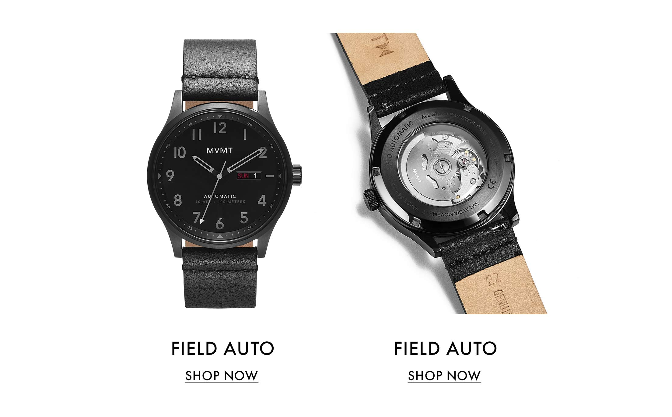 Field Auto: Shop Now