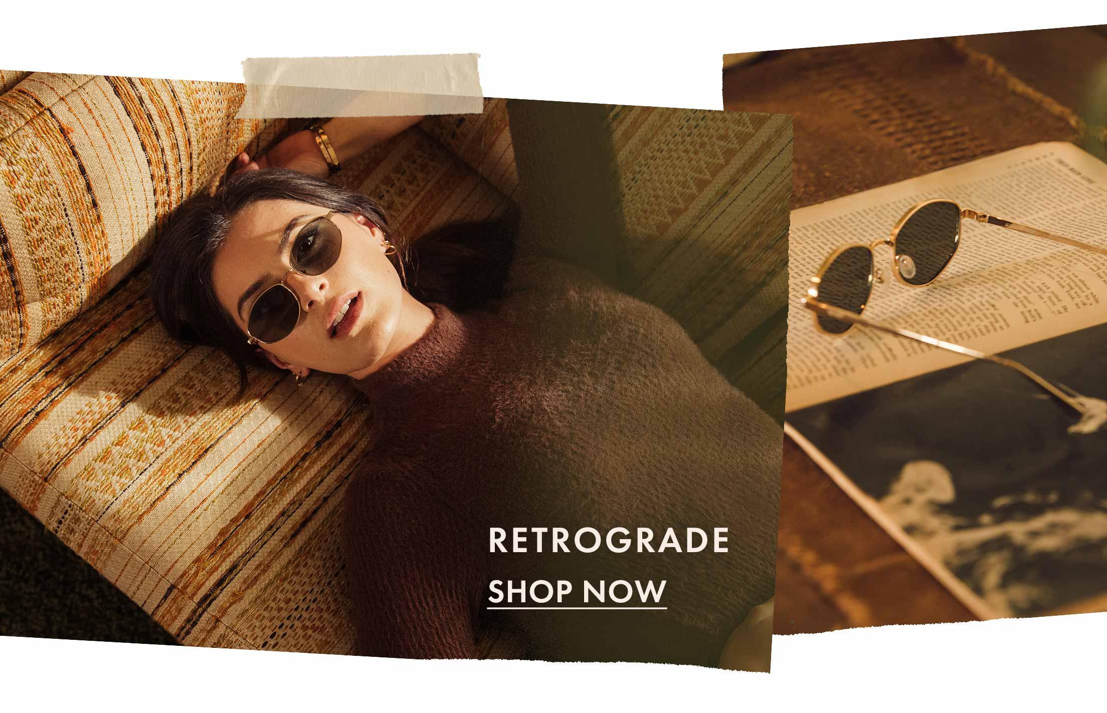 Retrograde: Shop Now