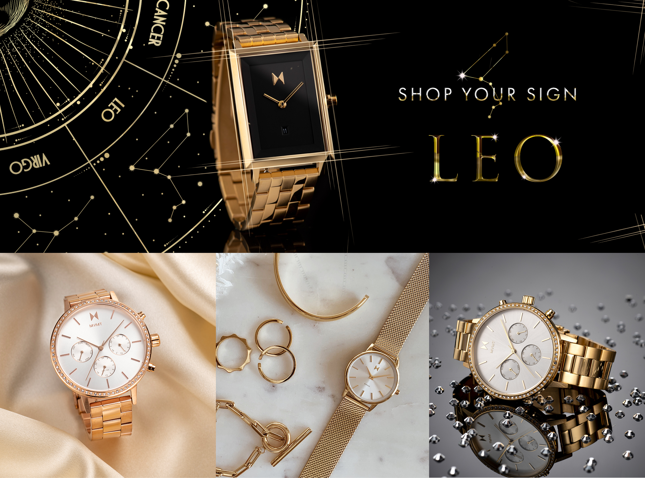 Shop Your Sign Leo