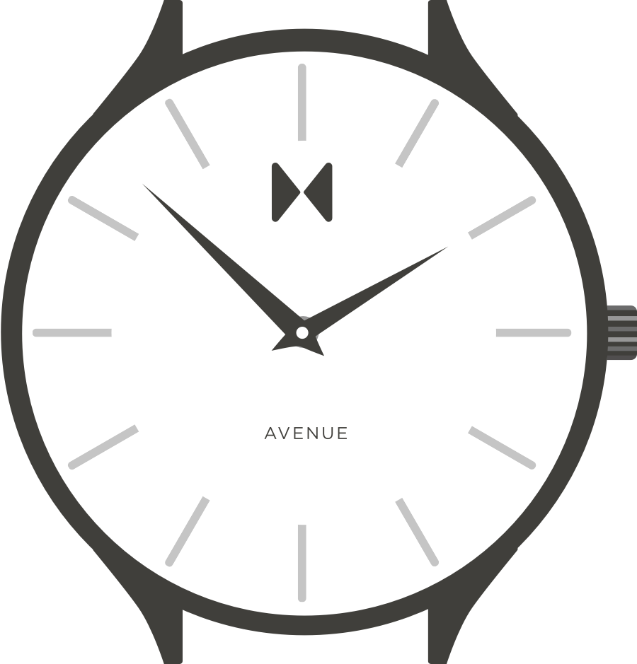 Avenue watch illustration