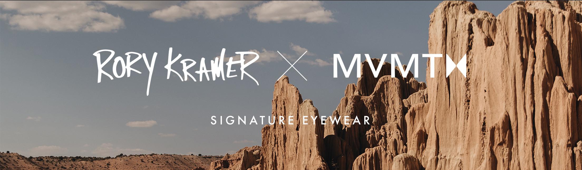 Rory Kramer x MVMT Signature Eyewear