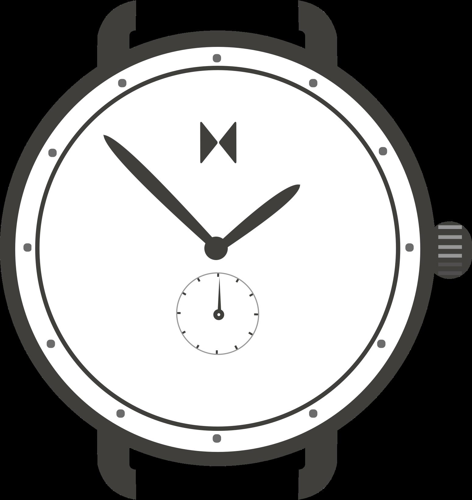 Bloom watch illustration